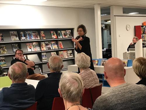 Boeiende Europa – Rusland lezing in Bibliotheek Epe