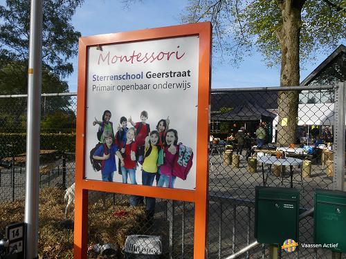 Herfstfair Sterrenschool Geerstraat