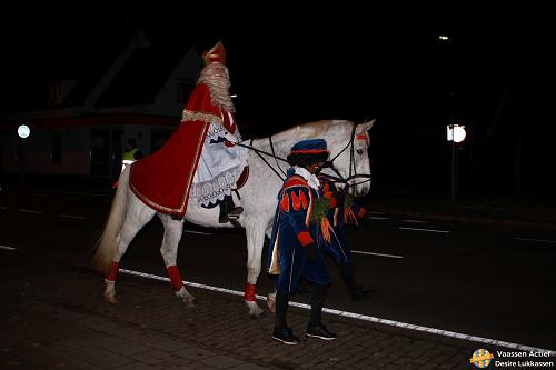 Basisschool de Violier in Vaassen met het Sinterklaasverhaal 2018 aflevering 6