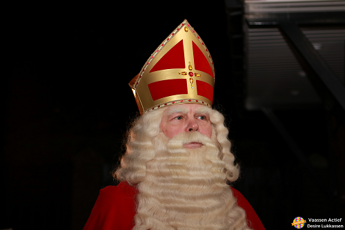Basisschool de Violier in Vaassen met het Sinterklaasverhaal 2018 aflevering 1..