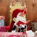 Het kasteel van Sinterklaas staat in Vaassen