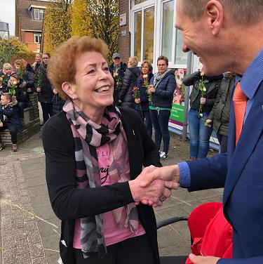 Juf Marjo de Boer – 50 jaar betrokken bij het onderwijs!