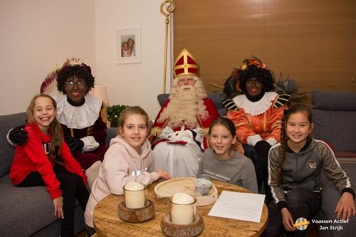 Interview Sinterklaas met het Jeugdteam Deel 2