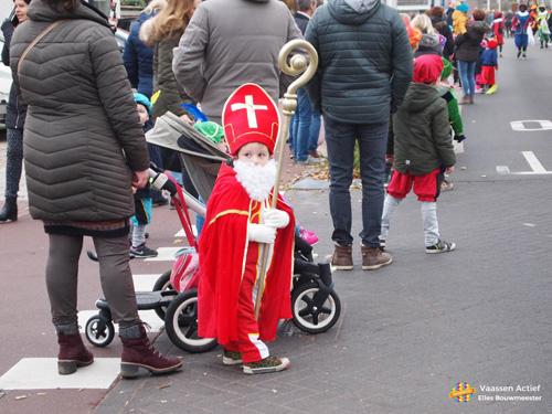 Sinterklaas intocht in Emst