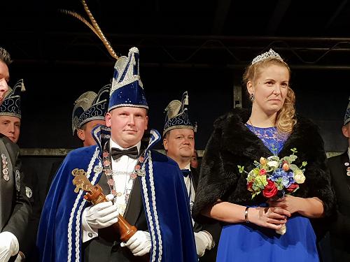 Nieuwe prinsenpaar der Rossumdaerpers bekend!!!