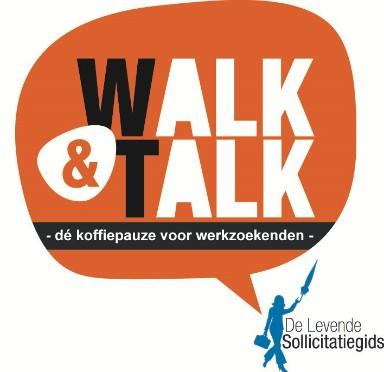 Walk&Talk, koffiepauze voor Werkzoekenden in de bibliotheek