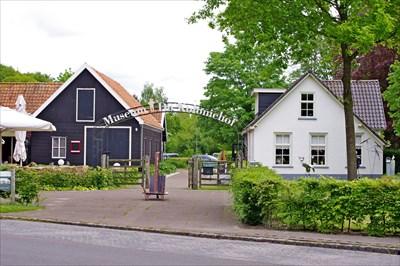 Bezoek aan museum Koloniehof in Frederiksoord.
