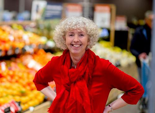 Liesbeth Oerlemans geeft workshop over gezonde voeding