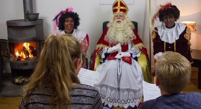 Welke kanjer heeft een hele goede vraag voor Sinterklaas?