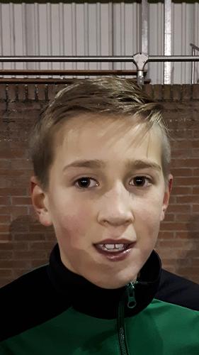 Pupil van de week Luuk Muijlaert Bij KCVO