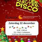 Baby-/peuter/kleuter-kerst-disco in zwembad De Koekoek