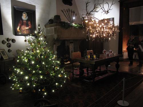 Vier Kerstvakantie op Kasteel Cannenburch