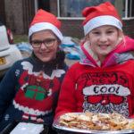 Kerstevent in het centrum van Vaassen