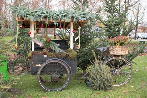 Kerstmarkt in Vaassen Zaterdag