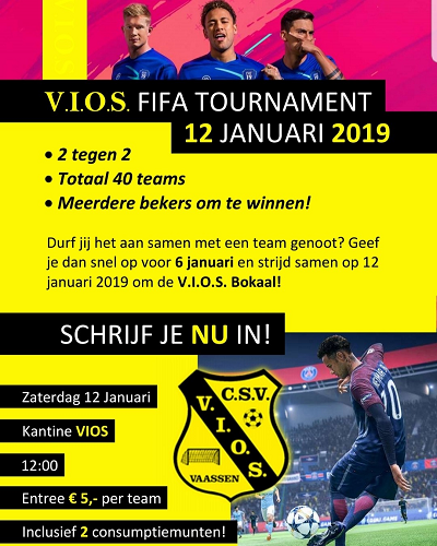 VIOS Fifa Tournament 2019