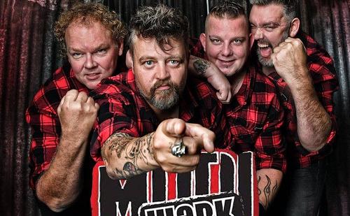 """Band """"Mooi Wark"""" uit Drenthe komt 9 februari naar Emst"""