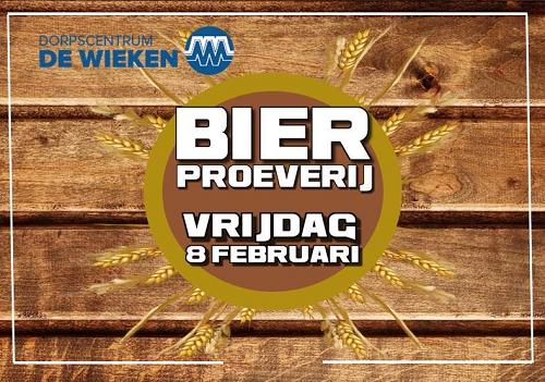 Bierproeverij in De Wieken