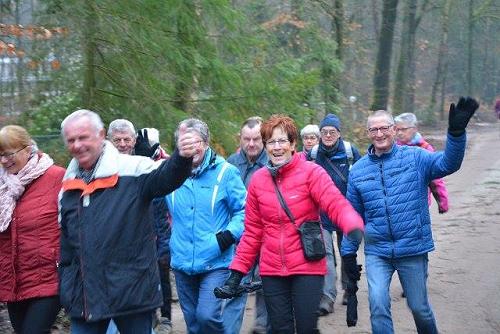 """Op zaterdag 19 januari a.s. organiseert de wandelsportvereniging """"WIOS Epe"""" voor de 27e maal de Boerenkoolwandeltocht"""