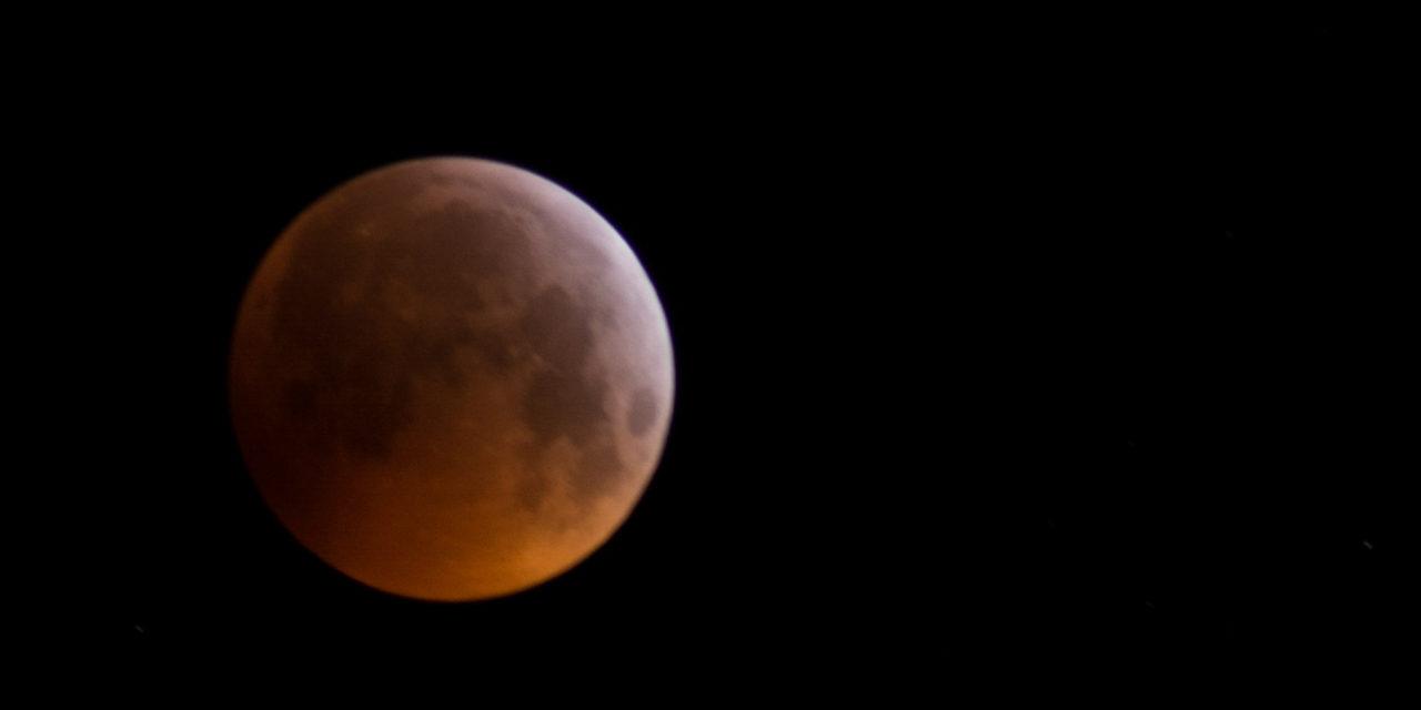 Een bijzondere maan