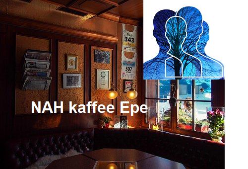 Op het nieuw jaar proosten bij het NAH Kaffee