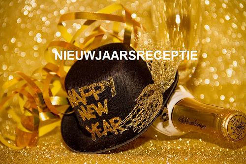 Nieuwjaarsreceptie Bewoners commissie Krugerstraat Zuid