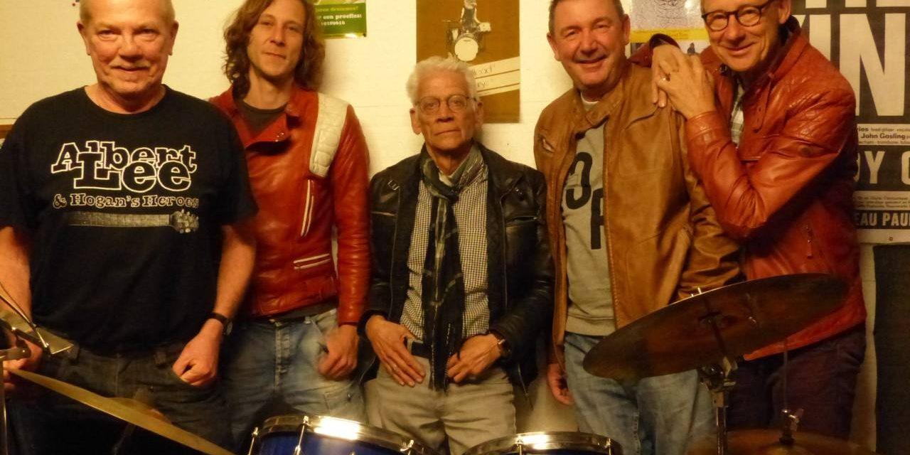 Rock 'n Roll in Vaassen!! Road'n band en Wurlitzers samen