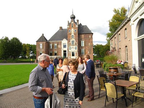 Groupe Dixx blaast leven in nieuw kasteelseizoen Cannenburch