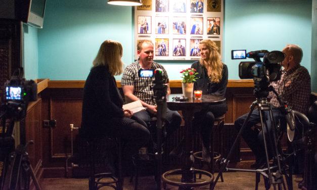 Interview Prins Tom II en Prinses Sanne I