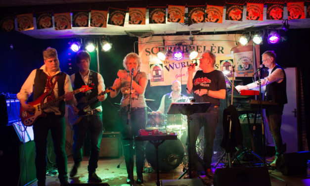De Wurlitzers en Road'n Band