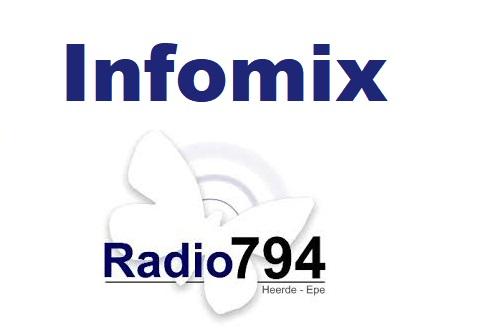 Geloof, hoop en liefde in Infomix op Radio 794