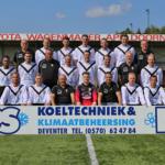 Spannende wedstrijd, 2 clubs in degradatiezone, KCVO – Albatross, uitslag 3-2