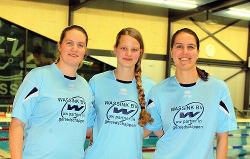 Dames ZVV van start op ONMK-korte baan in Zwolle