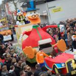 Werkzaamheden zorgen voor aangepaste route carnavalsoptocht