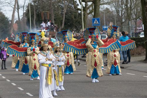 Carnavalsoptocht deel 2