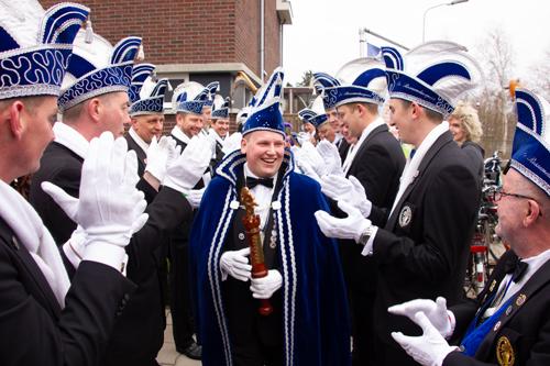 Carnaval is weer begonnen in Vaassen