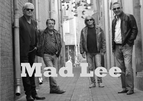 Optreden Mad Lee in Café De Toren in Vaassen