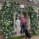 Gerrit en Hennie Spiegelenberg uit Vaassen 50 jaar getrouwd!