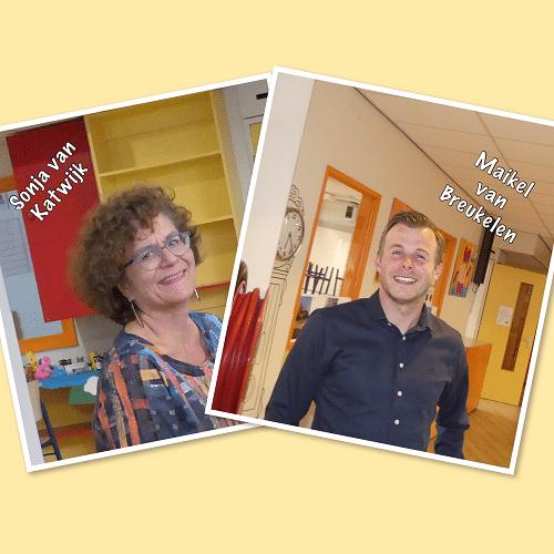 """Directie wissel en project """"Groene Schoolpleinen"""" bij OBS de Sprenge-Vaassen"""