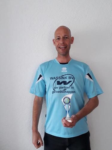 ZVV'er Wilco Steenwijk succesvol bij het Zuyderzee Master Circuit.