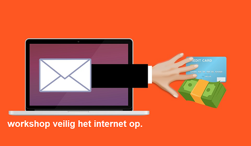 Bibliotheek Noord-Veluwe geeft workshop Veilig het internet op