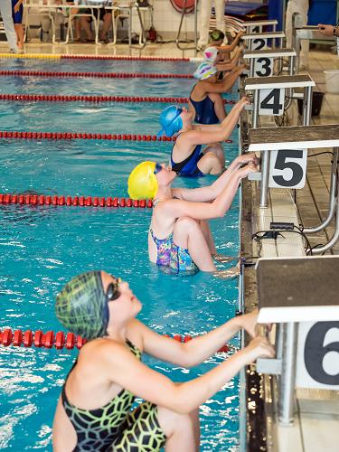 Gelderse Finale voor de jongste zwemmers