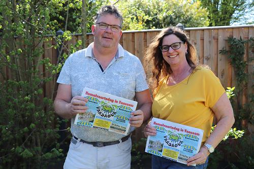 25 jaar Vaasaqua: Wico en Anne-Marie Ankersmit vertellen…