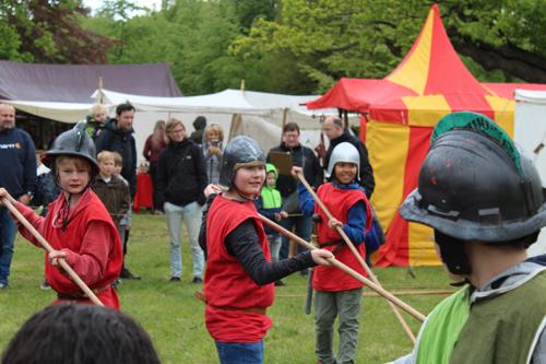 Middeleeuws festijn Cannenburgh Zondag