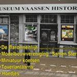 Museum geopend op Hemelvaartsdag