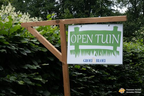 Nationale Tuinweek weer een succes!