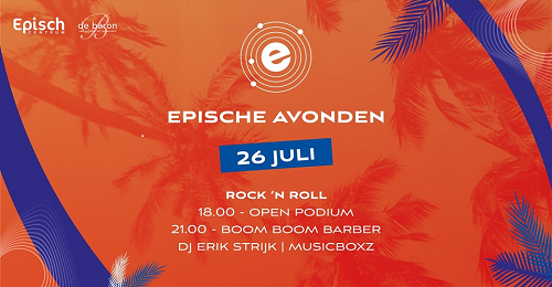 Rock 'n Roll-epische Avond