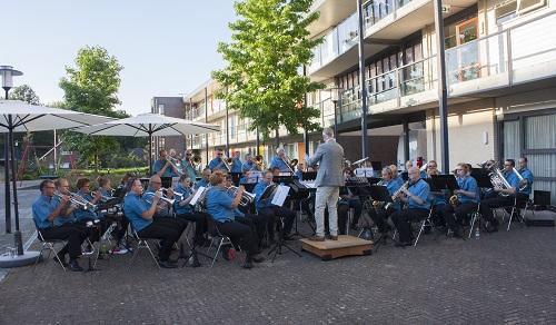 Vaassens Fanfare Corps laat Bloemfontein Bruisen