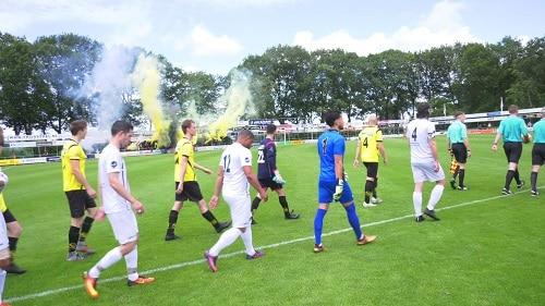 VIOS Vaassen 1 speelde Finale voor de promotie naar de 2e klasse