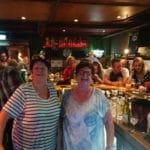 Barcompetitie de Emsterie met Ineke en Hetty van de Schepop