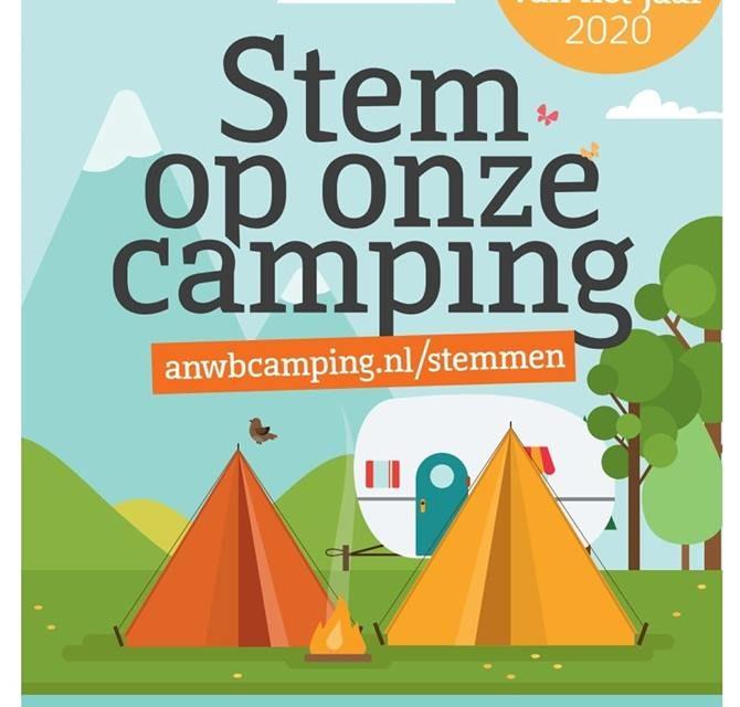 "De Helfterkamp strijdt om de titel ""Charme camping"""